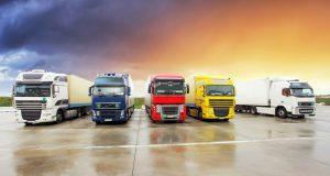 Trucks, Freight Transportation